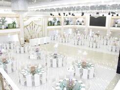 Осенние и зимние скидки в зале «Белые розы»