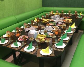 Поминальные обеды в кафе «Прованс»