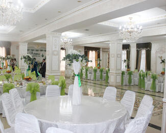 Для торжества со вкусом банкетный зал «Injý»