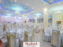 Осенний ценопад в ресторанном комплекс Sahil!