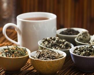 Наслаждайтесь чаем в «Провансе»