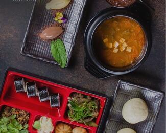 Ждем сегодня всех в ресторане Gan Bei на бизнес – ланч!