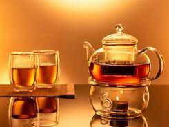 Скидка 30% на чай и кофе в ресторане «Арбуз»