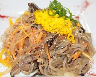 Скидка 10% на корейскую кухню в «Огни Алатау»