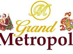 Новогодние корпоративы в ресторане Grand Metropol и этно-кафе «Кашгар»