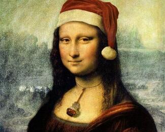 Новый год в Da Vinci