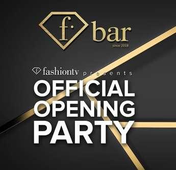 Opening party FASHION BAR ALMATY