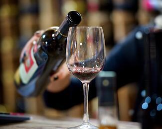 Праздник вина Arba Nuovo в ресторане «Алаша»