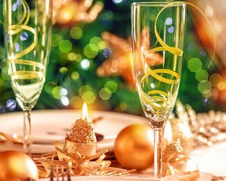 Банкетный зал «Думан» приглашает на новогодние корпоративы