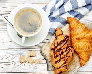 Вкусное начало дня – завтрак в кафе «Маида»