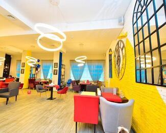 Семейное кафе Funtown дарит акцию для своих гостей!