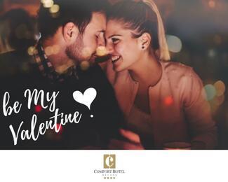 Специальное предложение в День Влюбленных от ресторана Edezza!