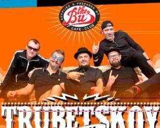 Trubetskoy в The BUS music pub