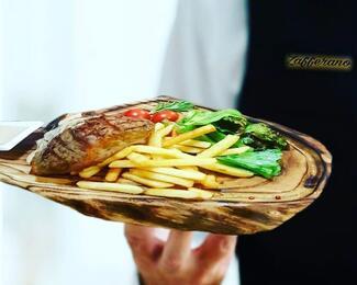 ZAFFERANO — уютное кафе с приемлемыми ценами и отличной кухней.