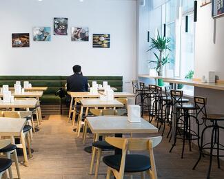 Акция «Приведи друга» и получи скидку в кафе Fazenda!