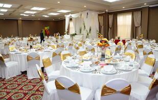 Банкетный зал Мерей при Comfort Hotel Astana
