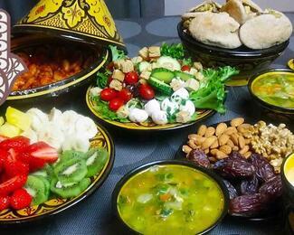 Ресторан «Султан» приглашает на ифтар