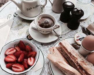 Чайный сет от рестобара «Башня»