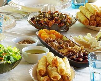 Ауызашар в столовой «Вкусная еда»