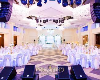 Свободные даты в Portofino Grand Ball Room