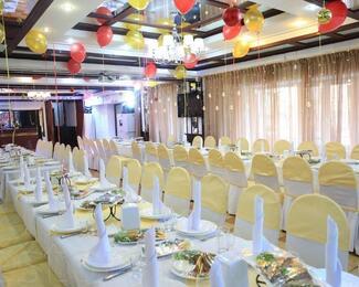 Ваше торжество от 4000 тенге в банкетном ресторане «АкДана»