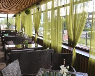 Ждём всех на уютной, стильной летней террасе ресторана Vmeste!