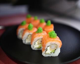 В Night Star появилась японская кухня!