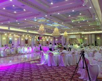 Банкетный зал «Евразия» приглашает гостей