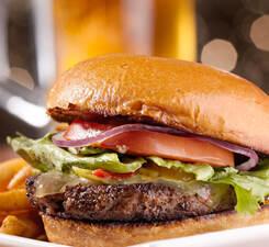 Гамбургер Мега