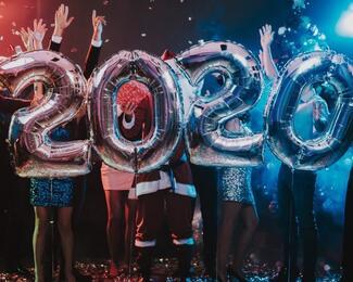 Волшебный Новый год 2020 в Park Hall!