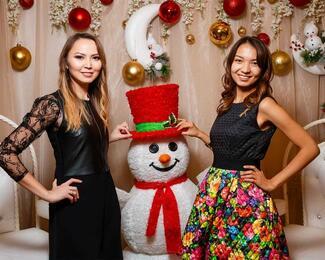 Best New year in «Пугасов» и Ballroom
