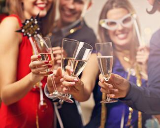 Встречаем Новый год с Golden Class!