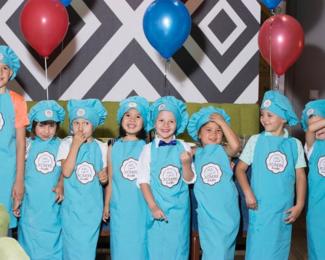 «Хомяк» — идеальное место для проведения семейного или детского мероприятия!