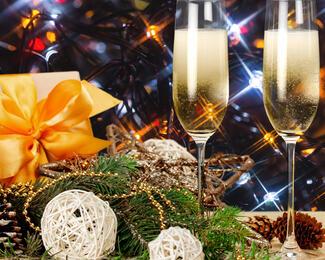 Новогодняя ночь в Park Hall!