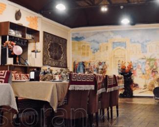 Кафе «Ходжа» приглашает в гости