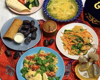 Ифтар + сухур от Health Food