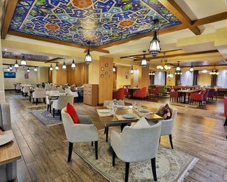 Ресторан Renion Park ждет гостей