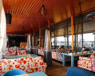 Открытие летней террасы ресторана «Пижон»