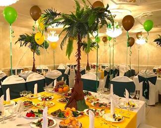 Летние банкеты в ресторанно-гостиничном комплексе Султан Бейбарс
