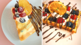 Crepe Cafe  Crepe Cafe на Мангилик Ел Нур-Султан (Астана) фото