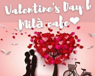 🌿 Valentine's Day в Milà cafe 🌿