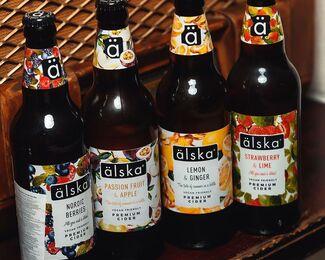 Новые шведские сидры в Guinness Pub 🇸🇪