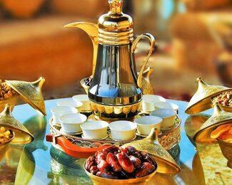 Ифтар-меню в ресторане Koonjoot