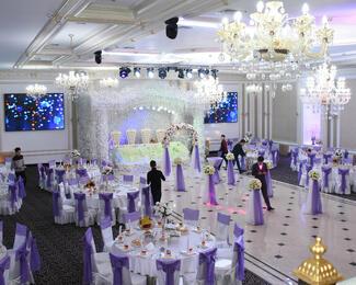 Sultan Hall— идеальный вариант для проведения мероприятия