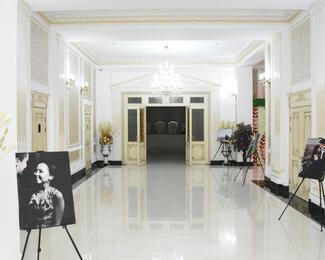 Sultan Hall— дарит фуршет, фотозона-баннер, оформление зала.